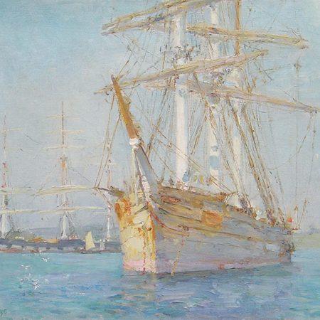 White Barque, Falmouth