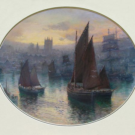 The Fishing Fleet, St. Ives