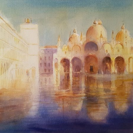 High Water, Piazza San Marco