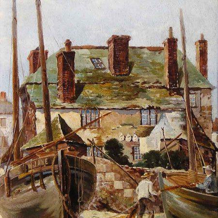 St. Ives, 1887