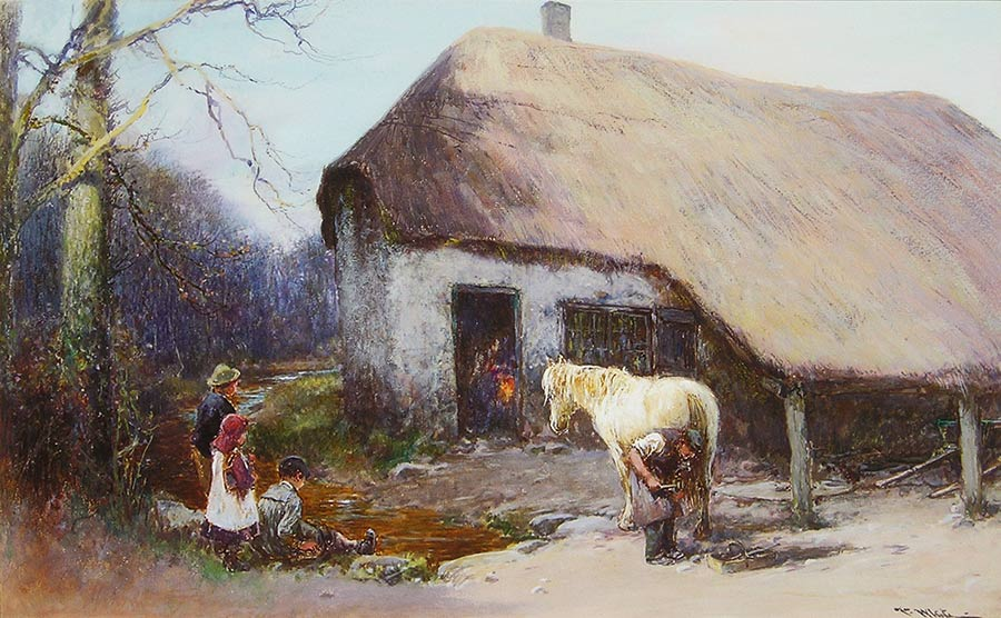 The Forge, Branscombe by John White