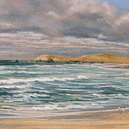 Summer Surf, Constantine Bay