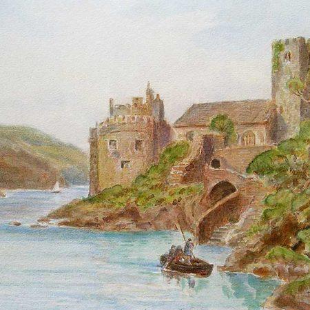 Dartmouth Castle, 1910