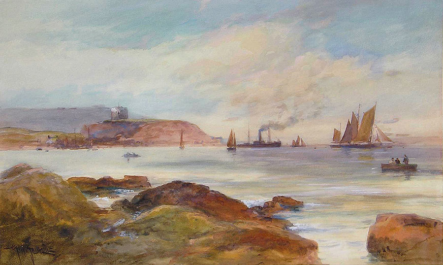 Mount Batten, Plymouth by George Henry Jenkins