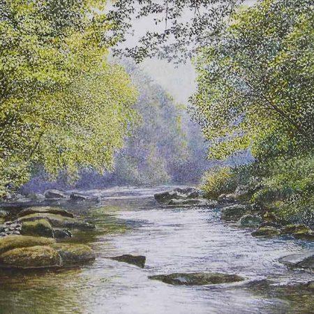 River Tavy, Shillamill
