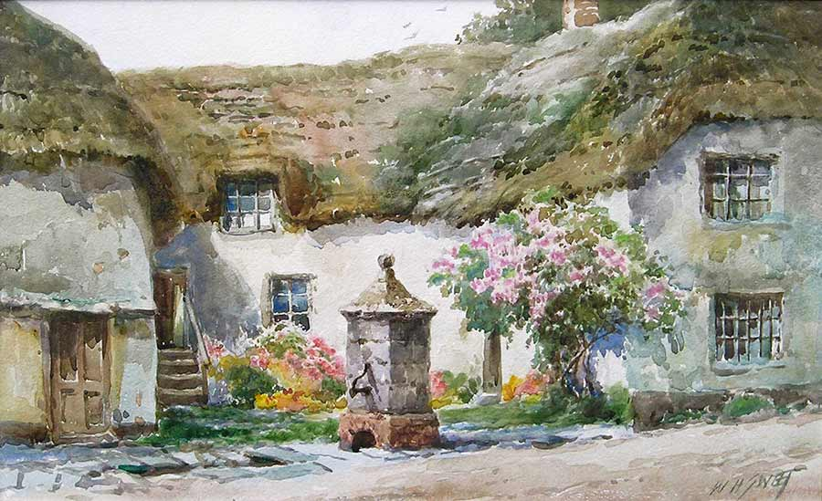 The Village Pump, Beer by Walter Henry Sweet