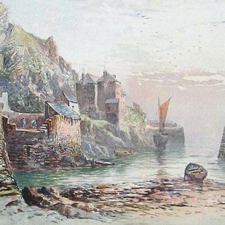 Polperro, 1882